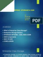 Storage & SAN