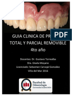 Guia Clinica Protesis 4to Año