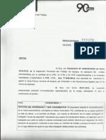 Resolución - Rechaza reconsideración.pdf