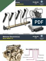 Curso Motores Electronicos Volkswagen Cummins Componentes Estructura Sistemas Inyeccion Common Rail Circuitos Sensores