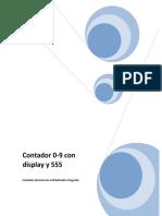 Contador de con display y 555.pdf