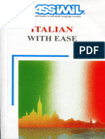Assimil Italian With Ease(Ingles)