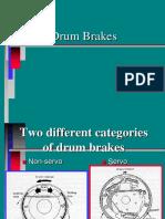 CSD 11 Drum Brakes