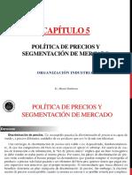 Cap 5. Políticas de Precios y Segmentación de Mercados-1