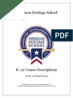ahs course descriptions 2018-19 v3