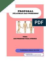 Proposal Pelatihan Akupresure