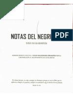 Negronotas 3.0