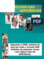 Epidemiologia Das Deficiências