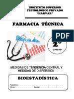 Modulo de Bioestadistica (Segunda Unidad)