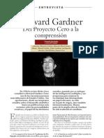 Entrevista Gardner
