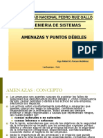 CLASE 2 2018-I - AMENAZAS Y PUNTOS DÉBILES.pdf