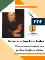 Novena a San Juan Eudes 2018