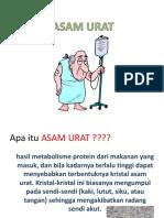 Dr Suci Ppt Asam Urat