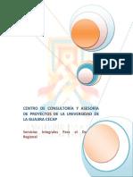 CECAP Portafolio de Servicios