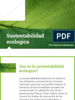 Sustentabilidad ecologica.pptx