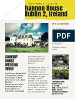 Country House Wedding Venue-Innishannon House Hotel