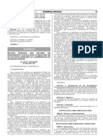 Decreto Supremo Que Aprueba Los Lineamientos Rectores Para l Decreto Supremo n 003 2017 in 1488131 3