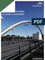 Ponts Et Passe Rel Les en Acier Inoxydable