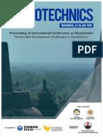 Proceedings of ICGeotechnics