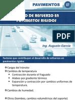 07.00 Esfuerzos y Deformaciones en Pavimentos Rígidos