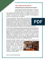 Editorial! Biblioteca
