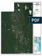 Peta Buton Utara- Citra Satelit