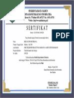 SKKNI 2012-717 - Teknisi Instalasi Fiber Optik