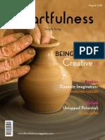 Heartfulness Magazine-August  2018 (volume-3-issue-8)