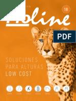 201808 Plabell Catálogo 18 Proline Tarifa 2018
