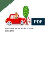 Abrar Bmc Mobil Bedah Plastik