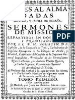 Voces al alma Sermones de Mission 1739