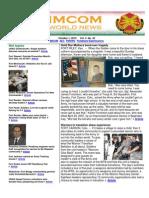IMCOM World Newsletter 1 Oct 2010