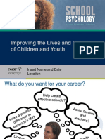 NASP Careers in SP