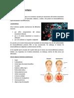 Enfermedad inmunológica