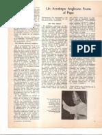 RA 1971 Ecumenismo Anglicanos