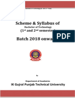 5-6-18 B Tech 1st Year Batch 2018 Final
