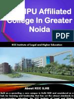 GGSIPU Affiliated College in Greater Noida