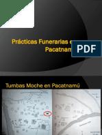 Prácticas Funerarias en Pacatnamú