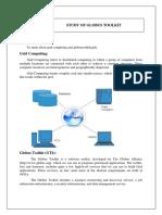2 .Study of Globus Toolkit