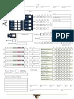 Ability Sheet