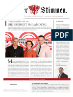 Tiroler Stimmen 1-2015