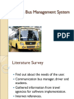 College Bus Management System