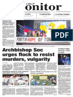 CBCP Monitor May Vol22 n11
