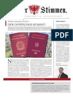 Tiroler Stimmen 4-2017
