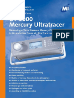 Mercury Instruments UT 3000 En