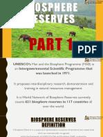 Attachment Biosphere Reserves Part 1