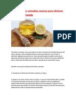 [Medicina] Homeopatia - Pequeño Botiquin