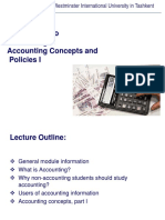1. Lecture1. Accounting Concepts I (1)