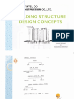 Design Hand Calculation For RC Structure