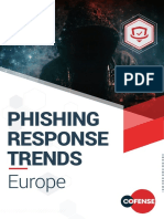 Phishing Response Trends Europe
